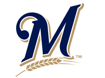 Click to access the Milwaukee Brewers Home site