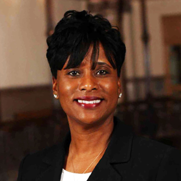 City of Milwaukee Department of Administration Director Sharon Robinson