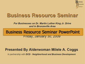 Business Resources Seminar Presentation